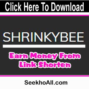 Photo of Shrinkybee | Earn Upto 38$ Per 1000 Click On Your Shorten Links |