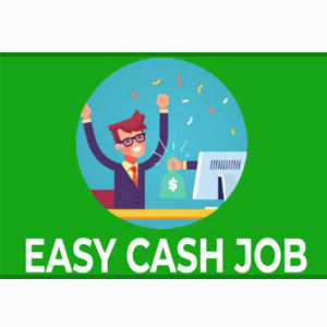 Easy Cash Job Site | Best And Easiest Way To Work Online |