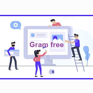 Gram Free Site   You Can Do All Of Your Transactions Through This Site  