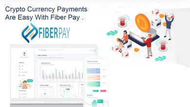 Photo of Fiber Pay | Crypto Currency Payments Are Easy With Fiber Pay |